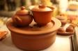 中国茶セットの写真素材02