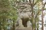 狛犬の写真素材03