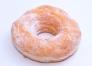シュガードーナッツの写真素材